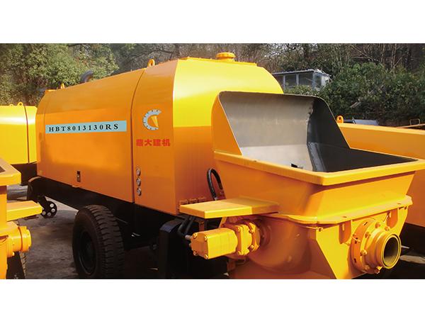HBT80-13-130雷竞技注册输送泵