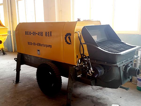 BS30-09-45细石雷竞技注册输送泵